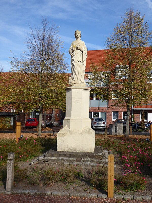 Denkmal-St.-Margaretha auf dem Margarethenplatz