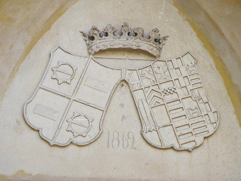 Schürenbrink-Kapelle Hauswappen